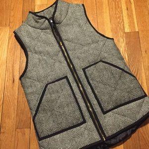 Herringbone Vest XS